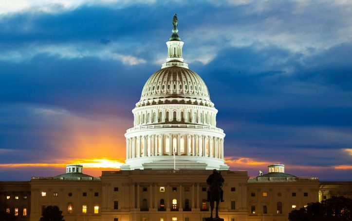 United-States-Capitol-Building-in-Washington-DC