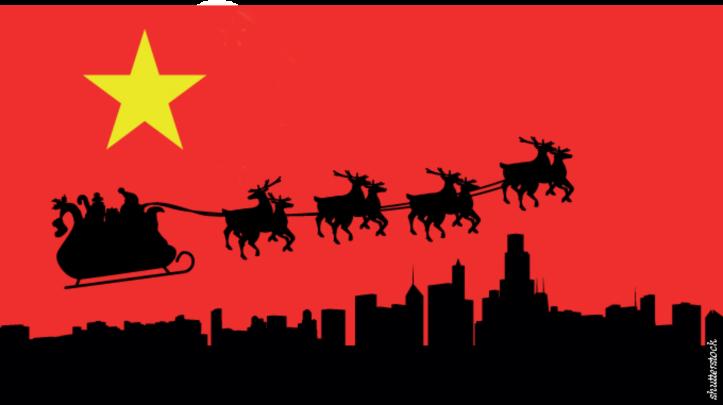 Santa Claus Economics