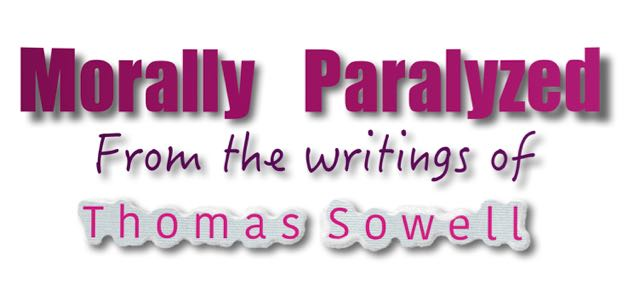Morally Paralyzed555