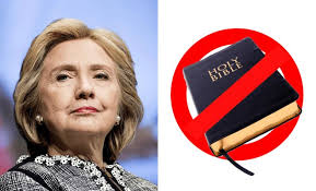 hillary bible
