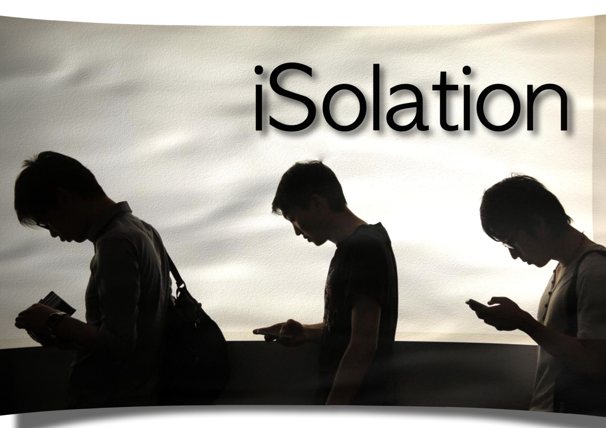 """Isolation"" … Satan's clever tool"